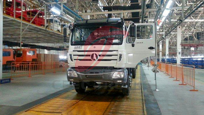 Beiben trucks workshop