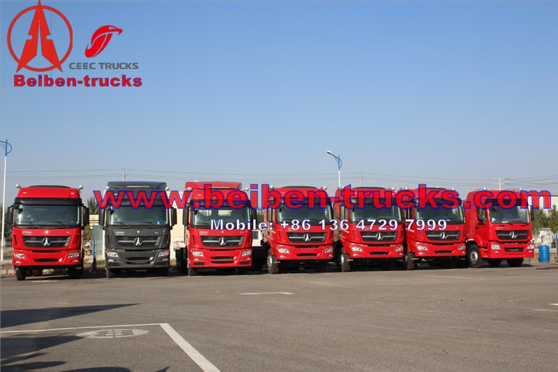 Beiben V3 tractor trucks supplier