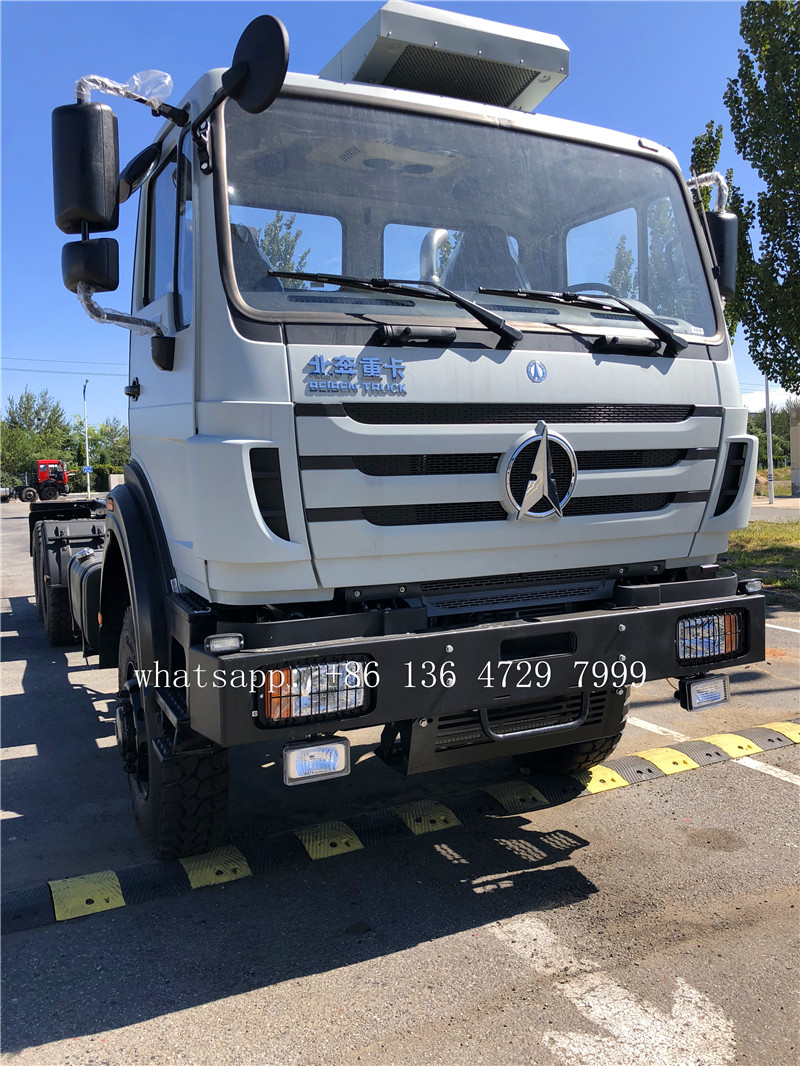 beiben 2628 off road truck