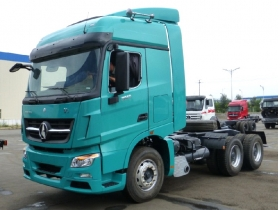 North Benz Tractor Truck 6x4 336-480hp Euro 3 prime mover