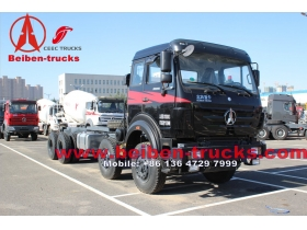 china Beiben 6x4 Strong Horse Power Tractor Truck In Low Price Sale