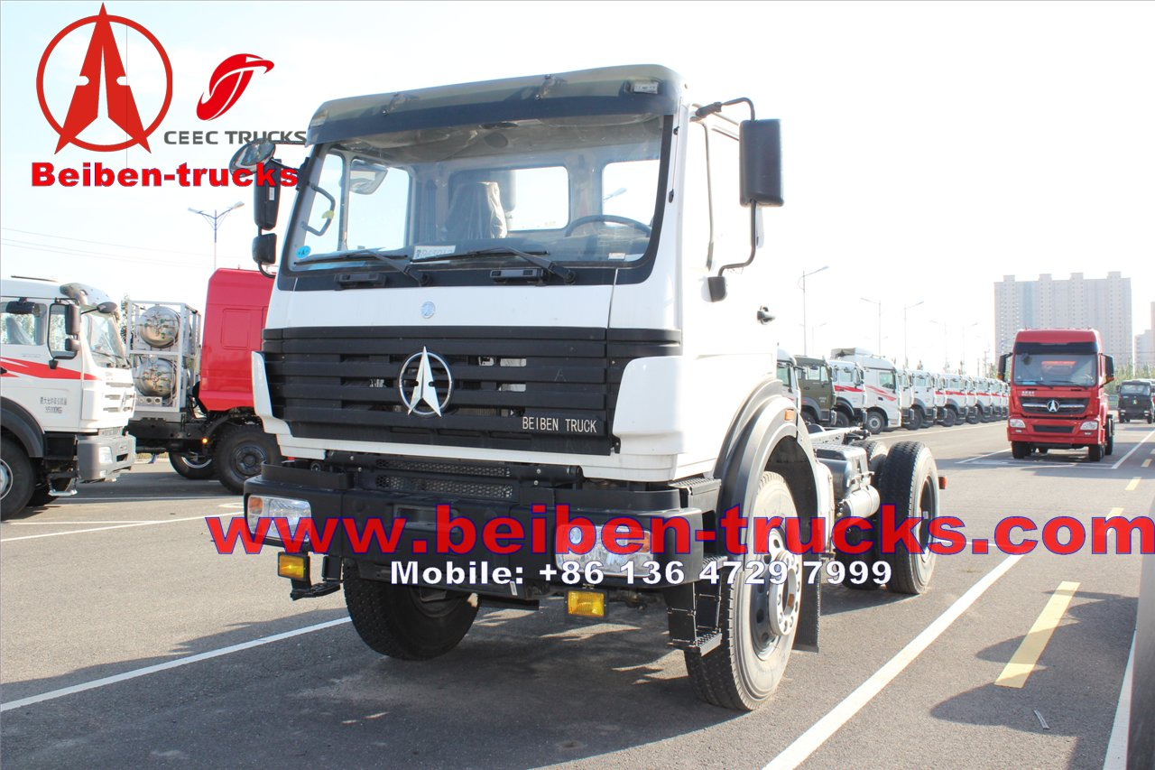 china Beiben NG80 6x4 Tractor Truck In Low Price Sale /Tractors In Turkey