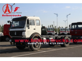 congoNorth Benz 420hp 100ton BEIBEN Tractor Truck supplier