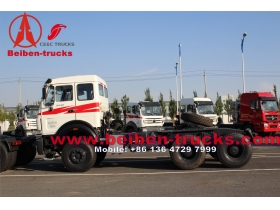 china North benz 6x4 beiben tractor ethiopia