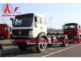Democratic Republic of the Congo Market Beiben Tractor Truck price