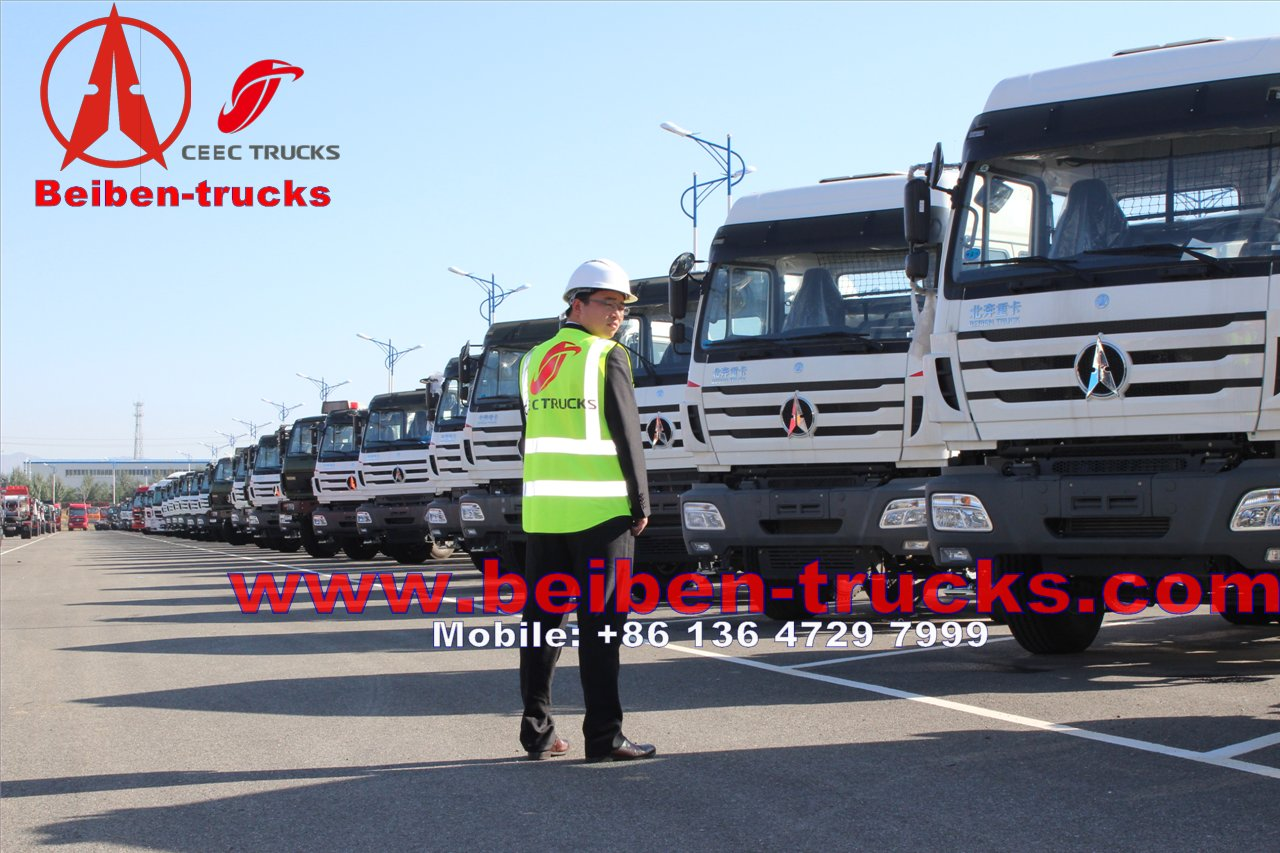 cheap price Benz/ Beiben/ North Benz / Power Star Trailer Tractor Truck Camion Prime Mover