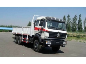 cheap beiben 6 wheel drive cargo truck price