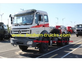 best beiben 2544 tractor trucks supplier in china