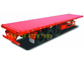 China bogie suspension semitrailer manufacturer