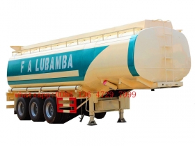 china 45 CBM oil tanker semitrailer supplier
